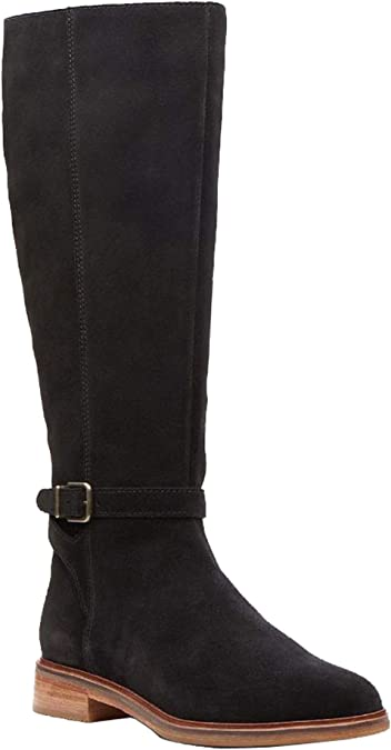 amazon clarks womens boots