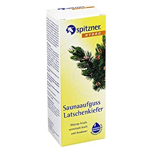 Mountain Pine Sauna Infusion (190 ml) From Spitzner
