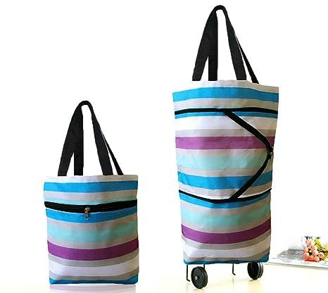 Amazon.com: Cocobuy Bolsas plegables para carrito de la ...