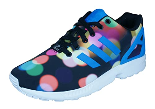 Adidas ZX Flux chaussures 4,0 blackbluewhite Multicolor