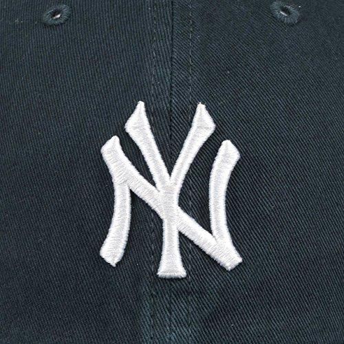 Casquette Fonce New Yankees York Bleu Up Clean Pqa7qw