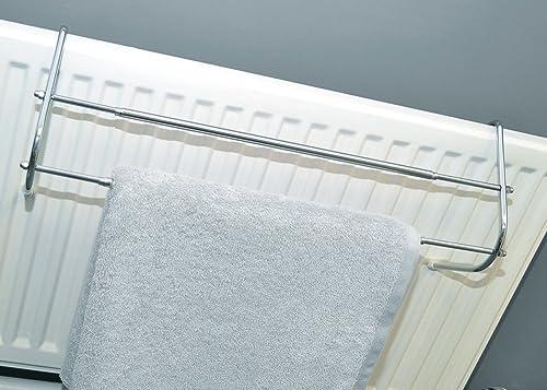 Chrome Radiator Towel Rail: Amazon.co.uk: DIY & Tools
