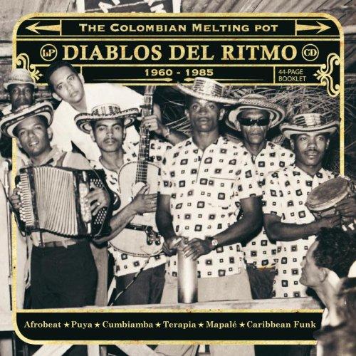 Price comparison product image Diablos Del Ritmo: The Colombian Melting Pot 1960-1985