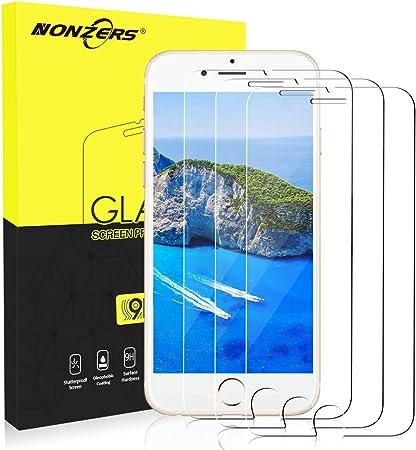 3 Stück Panzerglas Schutzfolie Für Iphone 8 Iphone 7 Elektronik