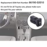 Auxiliary Input Jack Adapter for Toyota Corolla