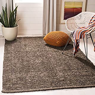 Safavieh Natural Fiber Collection NF447D Hand Woven Brown Jute Square Area Rug (8' Square) (B00BHOVH3C) | Amazon price tracker / tracking, Amazon price history charts, Amazon price watches, Amazon price drop alerts