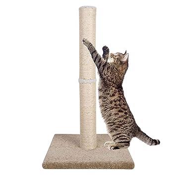 Amazon.com: Dimaka - Poste rascador para gatos, poste de ...