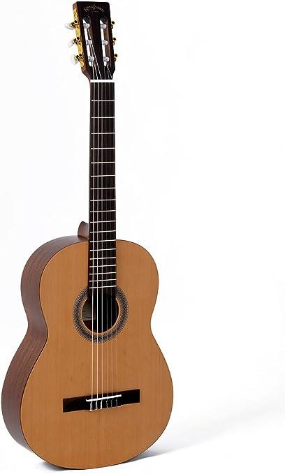 Sigma guitarras cm-st guitarra clásica: Amazon.es: Instrumentos ...