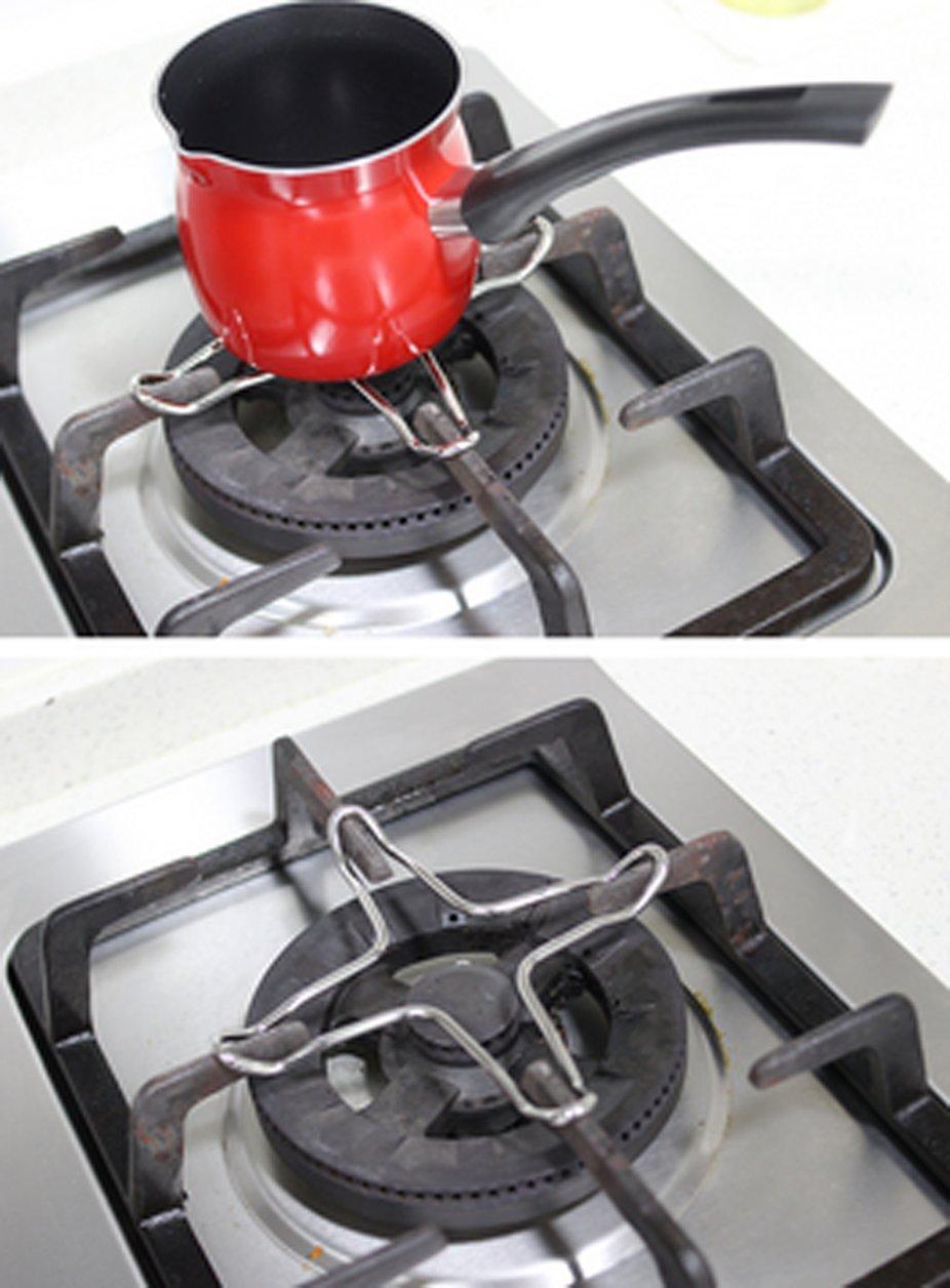 Amazon.com: Universal estufa de gas rejillas/Moka ...