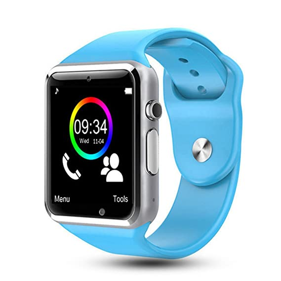 Amazon.com: Bluetooth Smart Watch, Leegoal HD Touch Screen ...
