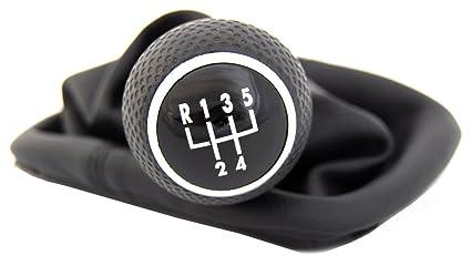 Cabotec - Funda y pomo para palanca de cambios (VW-Polo 6N, 12 mm ...
