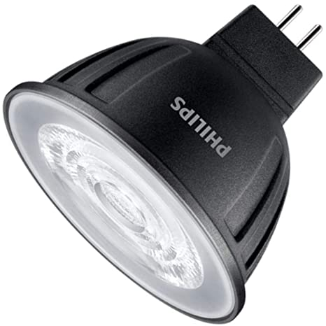 Amazon.com: Philips 533513-8.5MR16/LED/827/F25/DIM 12V 10 ...