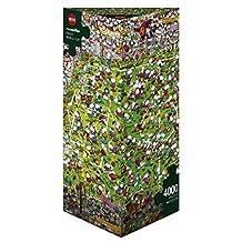 Mordillo 29072 Puzzle - Crazy World Cup (4000pcs)