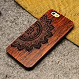 Best Wood Cases For Apple IPhones - OTOOLWORLD Retro Nature Wood Case for Apple iPhone Review
