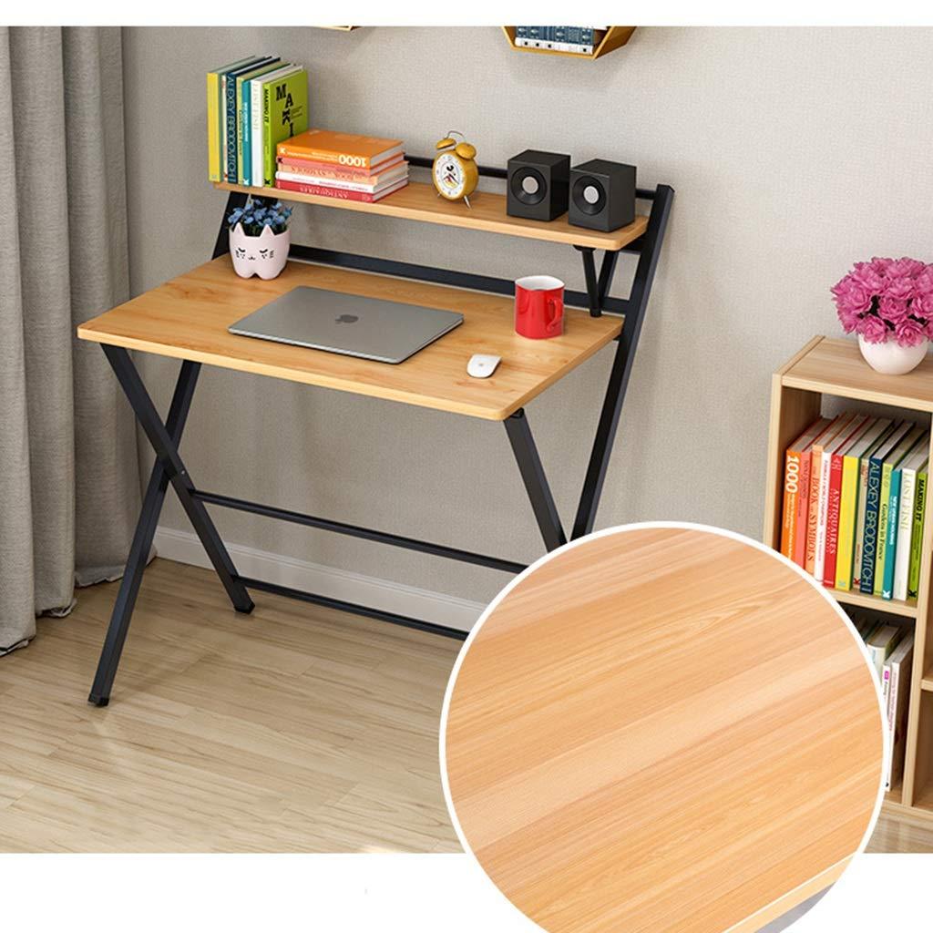 Amazon.com: Mesa plegable, instalación a la moda, escritorio ...