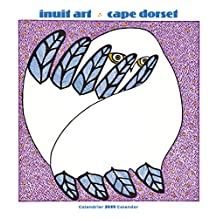 Inuit Art: Cape Dorset 2019 Wall Calendar