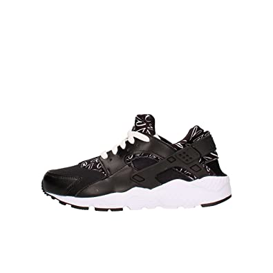 2fc263a28daf2 nike huarache run print (GS) trainers 704946 sneakers shoes (uk 5 eu 38