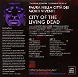 City Of The Living Dead (Original Score) [180 Gram Colored Vinyl]