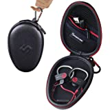 Smatree Charging Case Compatible for Powerbeats 2, Powerbeats 3 Wireless Headphones - (Headphone is Not included)