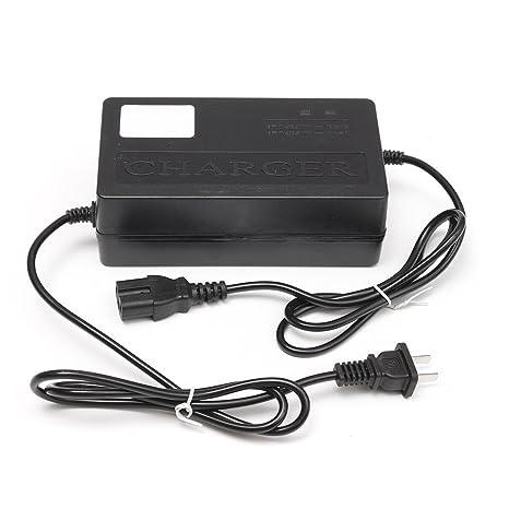 GOZAR 60V 2.5 Un Adaptador De Cargador De Batería para ...