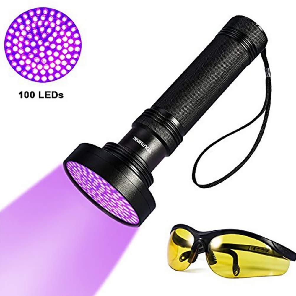 HAJZF Pet Purple Flashlight led Flashlight pet Urine Test by HAJZF