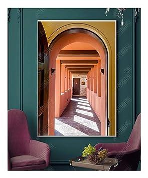 ZSHSCL Peinture Décorative Moderne HD Imprimé Creative ...