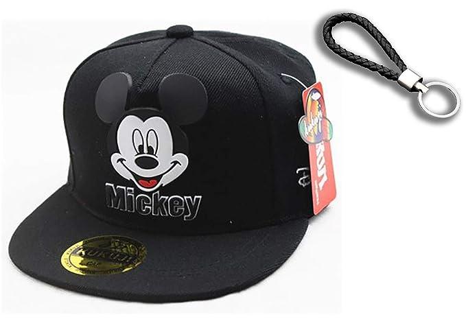 Amazon.com: Gorro de béisbol con diseño de Mickey Mouse para ...