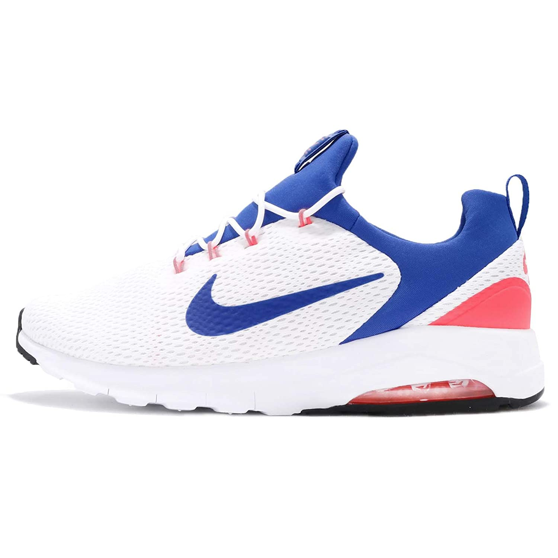 (ナイキ) エア マックス モーション レーサー メンズ ランニング シューズ Nike Air Max Motion Racer 916771-100 [並行輸入品] B07B9WS6Q1 29.0 cm WHITE/ULTRAMARINE-SOLAR RED-OFF WHITE