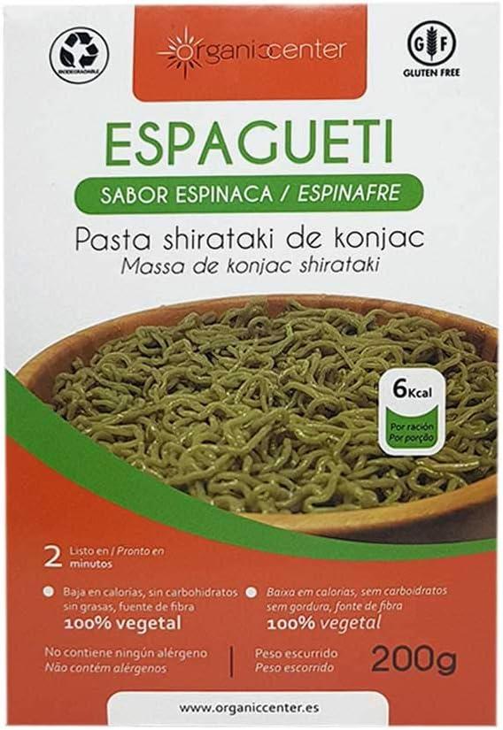 Pasta Konjac OrganicCenter - Surtido y variedades de ...