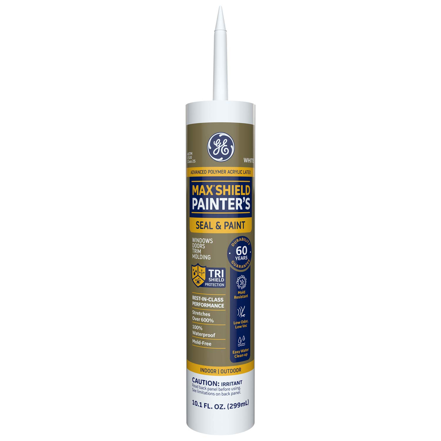 GE Max Shield Painter's Siliconized Acrylic Latex