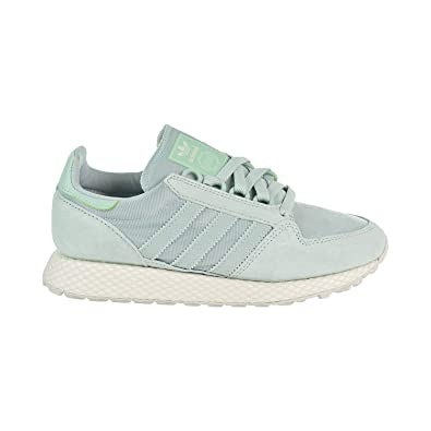 timeless design 9c160 c4070 adidas Originals Womens Forest Grove W Running Shoe Cloud Whiteash Green,  5.5 M