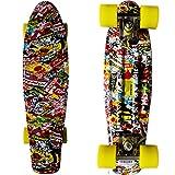 RIMABLE Complete 22' Skateboard JOKER2