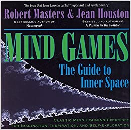 Book Mind Games: The Guide to Inner Space by Masters PhD, Robert (1998)