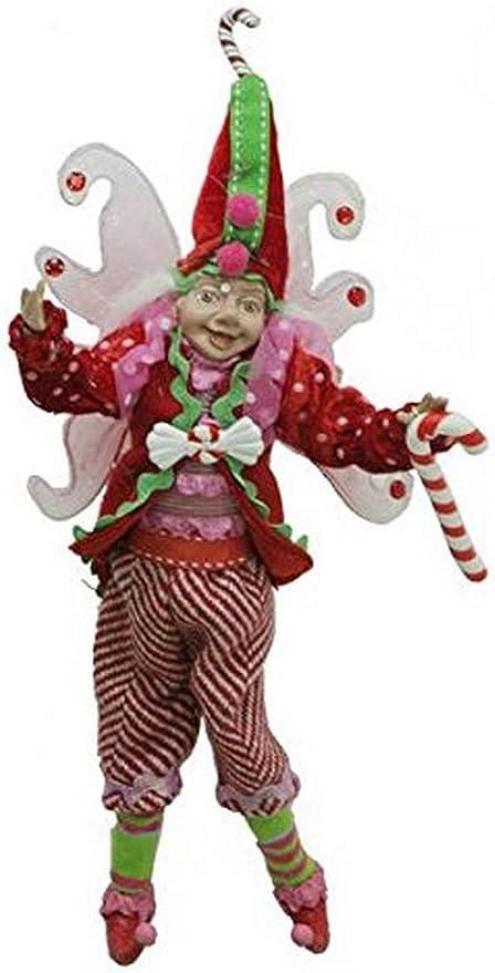 Renaissance 2000 Elf Figure Red//Silver 20