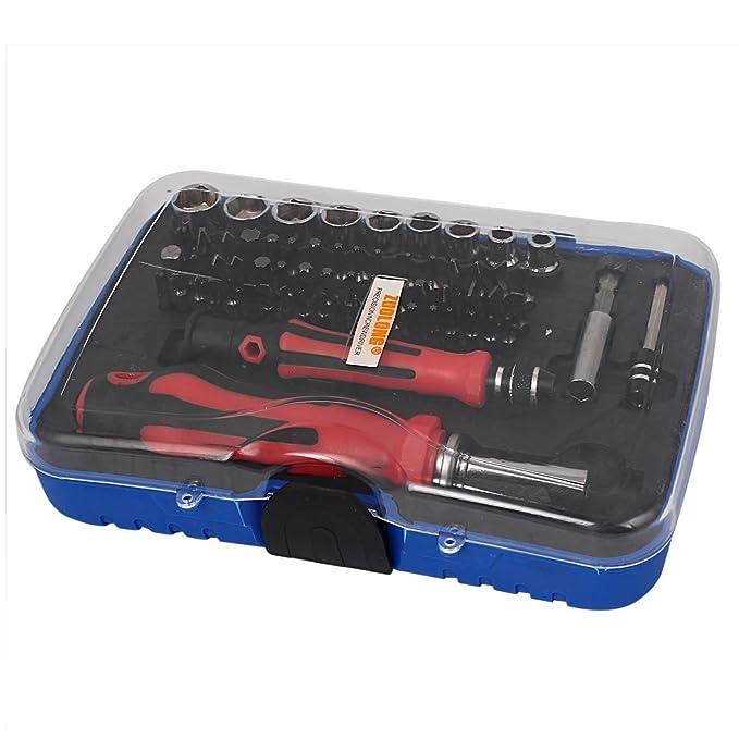 eDealMax 66 en 1 destornillador del kit de herramientas del ...