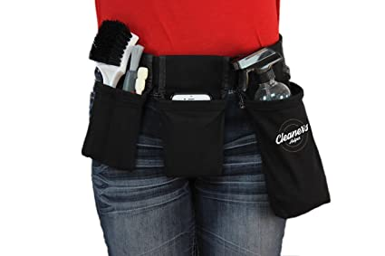 amazon com cleaner s helper professional tool belt for janitorial