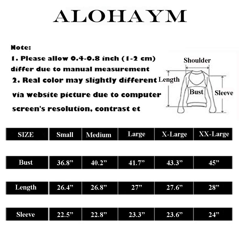 AlohaYM Womens Fleece Jacket Cardigan Sweaters Coat for Women with Pockets at Amazon Womens Coats Shop