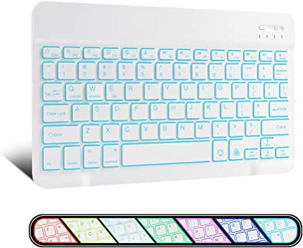 Mini Ultra-Slim Lightweight Innovative with Touchpad for Win PC Android Phone Tablet Supplies Redxiao Wireless Bluetooth Keyboard