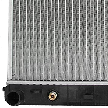 cciyu Radiator 2855 Fits for 2006-2010 Hummer H3/H3T 2010-2012 GMC Canyon 2009-2012 Chevrolet Colorado Radiators Engine Cooling & Climate Control