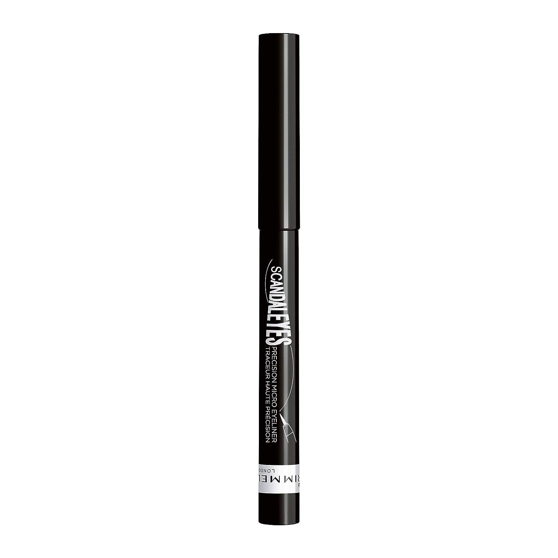 LONDRES RIMMEL Scandaleyes Micro Eyeliner - Precision Micro Eyeliner: Amazon.es: Belleza