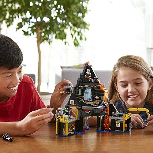 LEGO Ninjago Movie Garmadon's Volcano Lair 70631 by LEGO (Image #3)