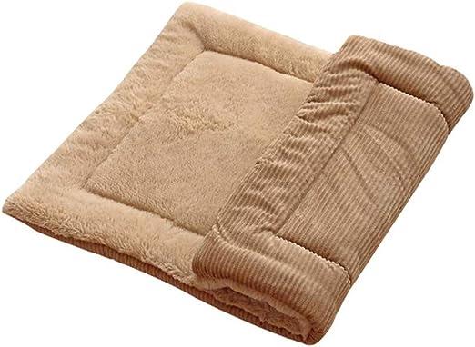 Dog Blanket Fluffy, Dog Bed Plush Soft y. Camas Lavables para ...