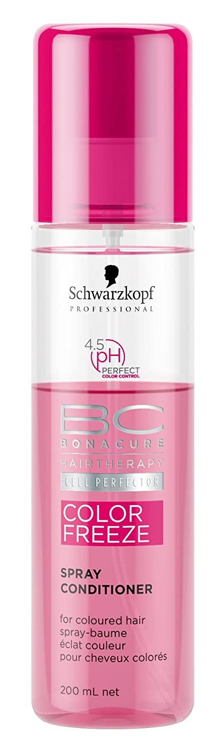 BC Bonacure COLOR FREEZE Spray Conditioner, 6.76 OZ/ 200 ml 2065663