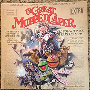 The Muppets The Great Muppet Caper Amazon Com Music