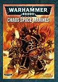 Chaos Space Marines Codex Warhammer 40k