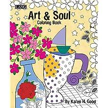 Lang Art & Soul Coloring Book by Karen H. Good (1020103)