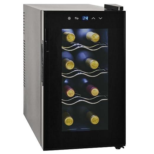 Zora Walter Vinoteca 25 L 8 Botellas Pantalla LCD ...