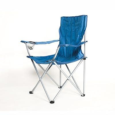 QYC Chaise pliante en plein air chaise de pêche portable chaise lit camping chaise de plage