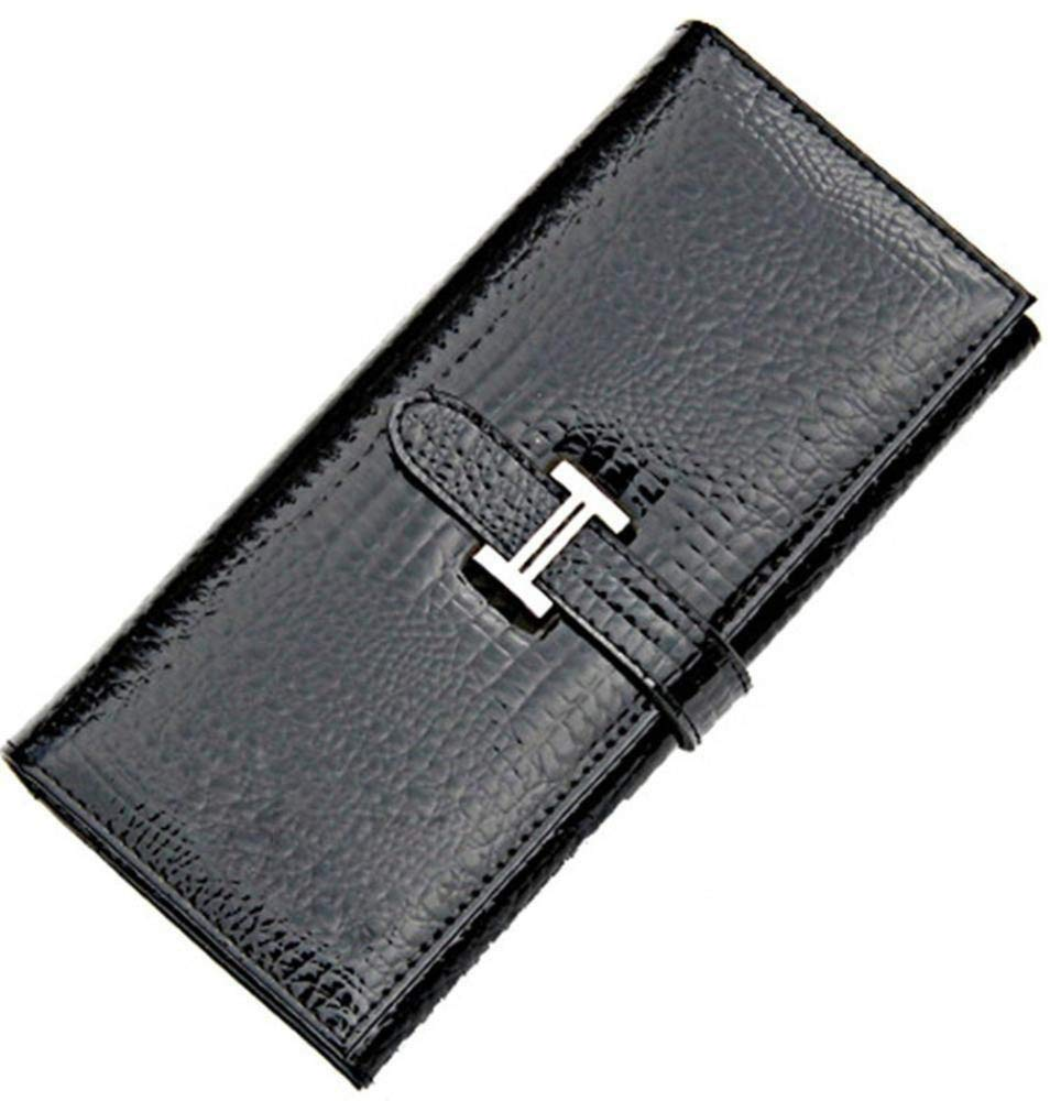 Women's Wallet Patent Women Wallet Leather Wallets