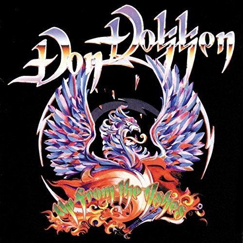 CD : Don Dokken - Up From The Ashes (Japan - Import)
